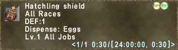 Hatchling Shield