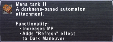 Mana Tank II