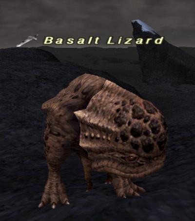 Basalt Lizard