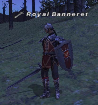 Royal Banneret