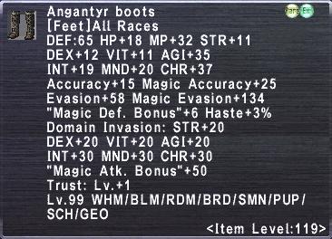 Angantyr Boots