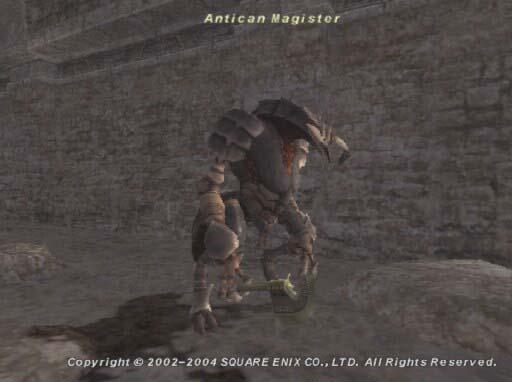 Antican Magister