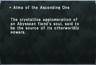 Atma of the Ascending One