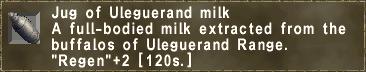 Uleguerand Milk