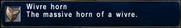 Wivre Horn