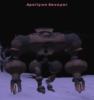 Apollyon Sweeper