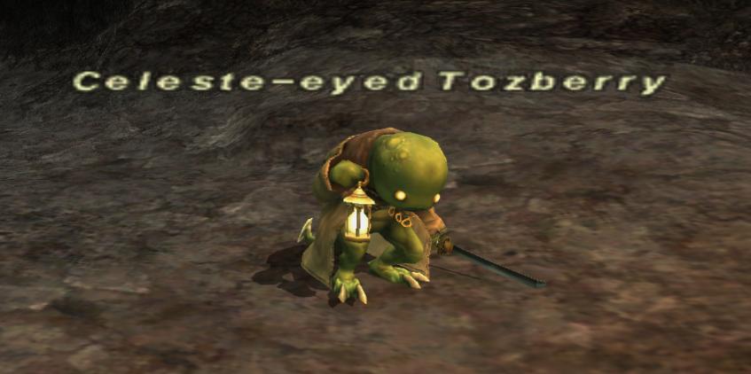 Celeste-eyed Tozberry