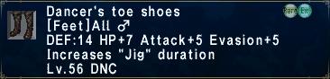 Dancer's Shoes