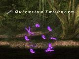 Quivering Twitherym