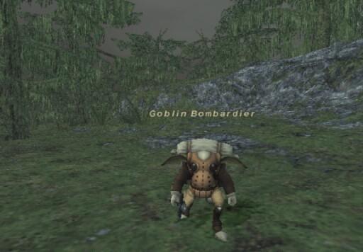 Goblin Bombardier