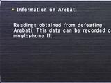 Information on Arebati