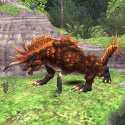 Rearing-skormoth