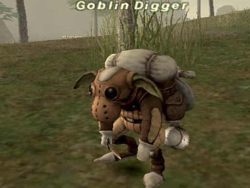 Goblin Digger
