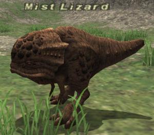 Mist Lizard