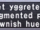 Russet Yggrete Shard I