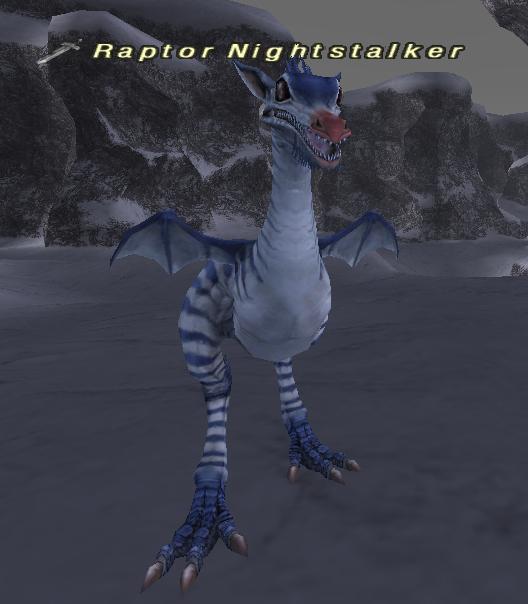 Raptor Nightstalker