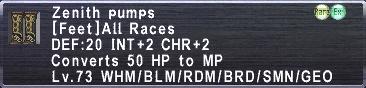 Zenith Pumps