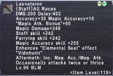 Laevateinn (119)