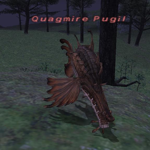 Quagmire Pugil