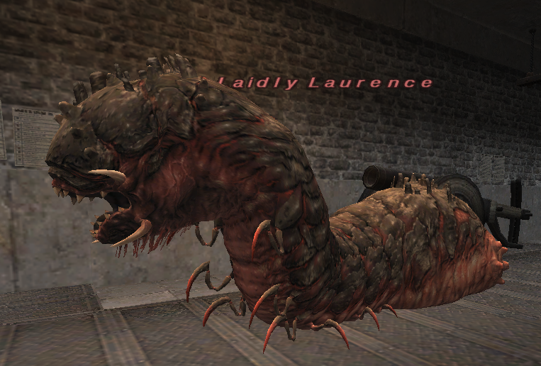 Laidly Laurence