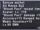 Sancus Sachet
