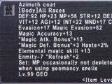 Azimuth Coat