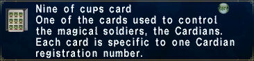 Nine of Cups (Card)