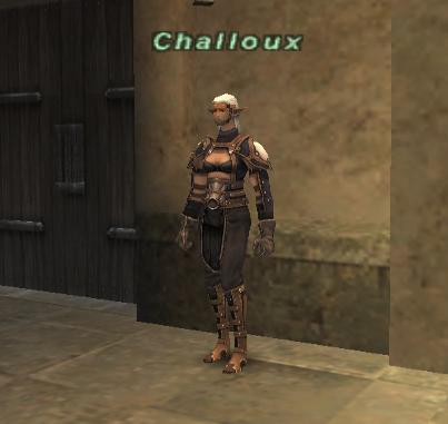 Challoux