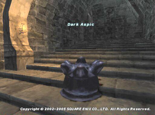 Dark Aspic