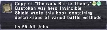 Ginuva's Theory