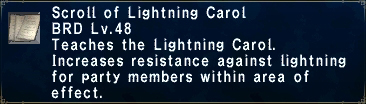 Lightning Carol