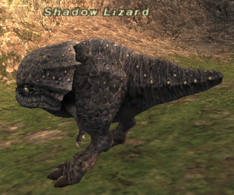 Shadow Lizard