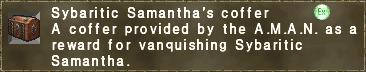 Samantha's Coffer