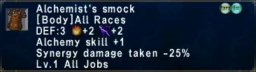Alchemist's Smock
