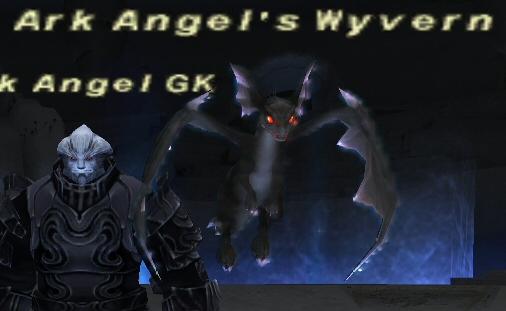 Ark Angel's Wyvern