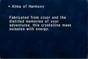 Atma of Harmony
