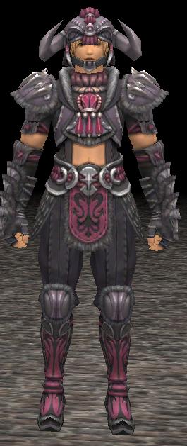 Ferine Armor +1 Set