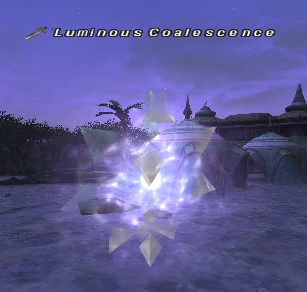 Luminous Coalescence