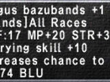Magus Bazubands +1