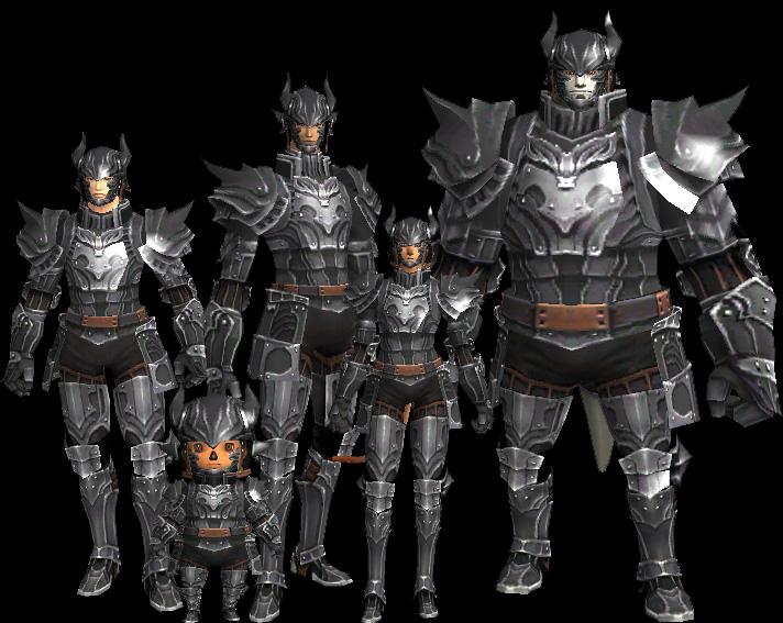Chaos Armor +1 Set