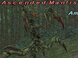 Ascended Mantis