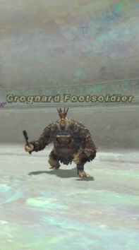 Grognard Footsoldier