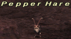Pepper Hare