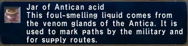 Antican Acid