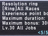 Resolution Ring