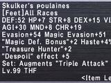 Skulker's Poulaines