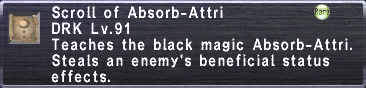 Absorb-Attri