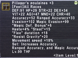 Pillager's Poulaines +3