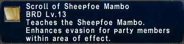 Sheepfoe Mambo