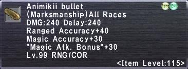 Animikii Bullet